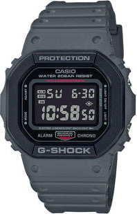 Casio G-Shock DW 5610SU-8ER tmavě šedé