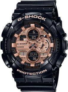 Casio G-Shock GA 140GB-1A2ER černé / bronzové