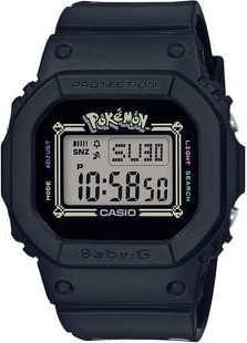 """Casio Baby-G BGD 560PKC-1ER """"Pokémon"""" černé"""