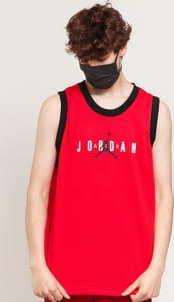 Jordan M J JM Sport DNA Tank červený / černý