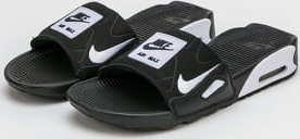 Nike WMNS Air Max 90 Slide black / white