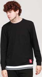 Calvin Klein CK ONE Sweatshirt LS černá