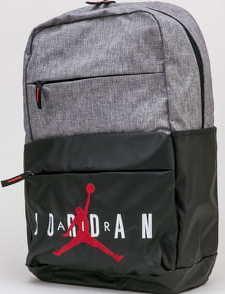 Jordan Pivot Pack melange šedý / černý
