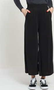 Urban Classics Ladies Modal Culotte černé