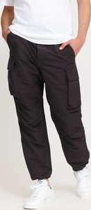 WOOD WOOD Halsey Trousers tmavě šedé