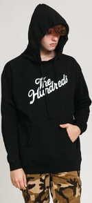 The Hundreds Forever Slant Logo Pullover černá