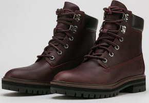 Timberland London Sqauare 6in Boot burgundy full grain