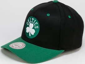Mitchell & Ness Team Logo 2-Tone 110 Snapback černá / zelená