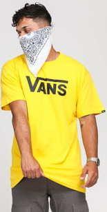 Vans MN Vans Classic žluté