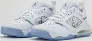 Jordan Mars 270 Low white / metallic silver - white