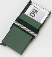 SECRID Cardslide tmavě zelená