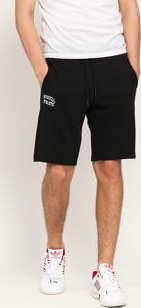 RUSSELL ATHLETIC Arch Logo Shorts černé