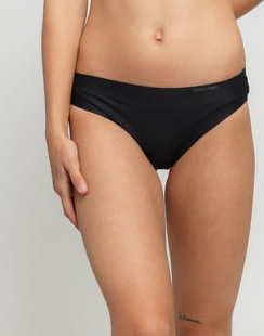 Calvin Klein Bikini - Slip C/O černé