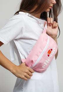 ellesse Rosca Cross Body Bag růžová