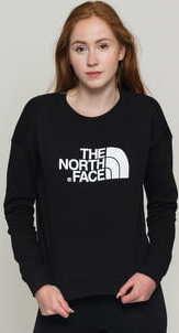 The North Face W Drew Peak Crew černá