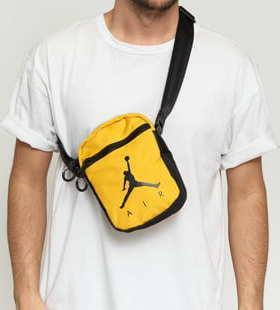 Jordan Jumpman Air Festival Bag žlutá / černá