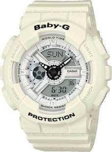 Casio Baby-G BA 110PP-7AER krémové