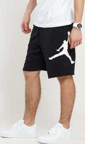 Jordan Jumpman Logo Fleece Short černé