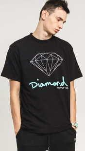 Diamond Supply Co. OG Sign Tee černé