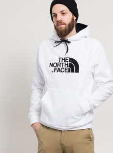 The North Face M Drew Peak Pullover Hoody bílá