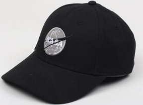 Alpha Industries NASA Cap černá