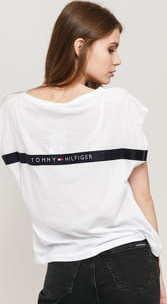 Tommy Hilfiger Back Logo T-shirt bílé