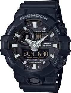 Casio G-Shock GA 700-1BER černé