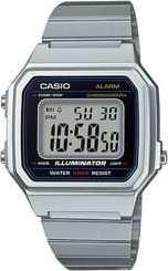 Casio B650WD-1AEF stříbrné