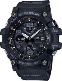 Casio G-Shock GWG 100-1A3ER černé / olivové