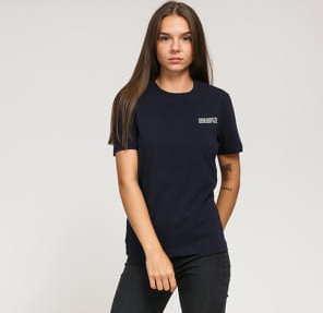 WOOD WOOD Aria T-shirt navy