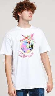 The Hundreds Personality T-Shirt bílé