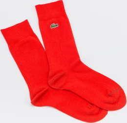 LACOSTE Socks červené