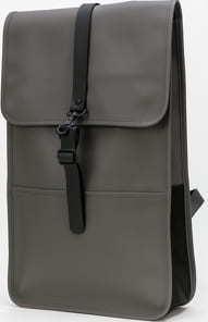 Rains Backpack tmavě šedý