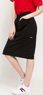 Stüssy Bag Skirt černá