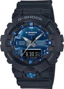 Casio G-Shock GA 810MMB-1A2ER černé / modré
