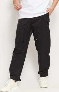 WOOD WOOD Hamish Trousers černé