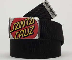 Santa Cruz Screaming Mini Hand Belt černý