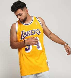 Mitchell & Ness NBA Swingman Jersey LA Lakers - Shaquille O