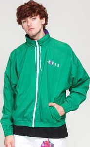 Jordan M J Sport DNA HBR Jacket zelená