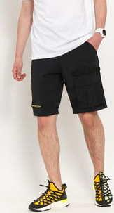 Oakley Stretch Logo Cargo Short Pant černé 36