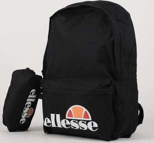 ellesse Rolby Backpack & Pencil Case černý