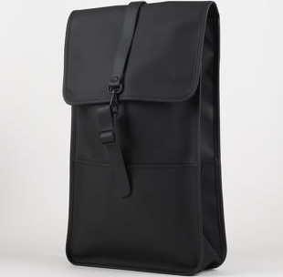 Rains Backpack černý