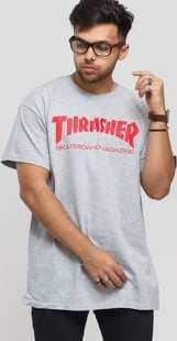 Thrasher Skate Mag melange šedé