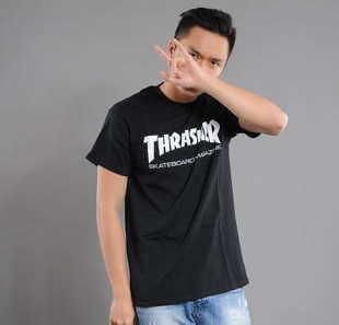 Thrasher Skate Mag černé