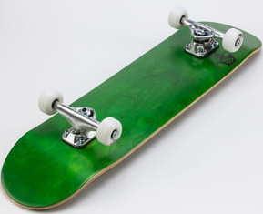 MINI*LOGO Chevron Detonator Komplet zelený 7.75