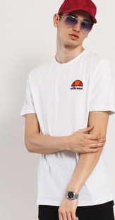ellesse Canaletto T-shirt bílé