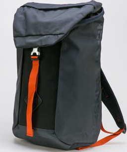 Helly Hansen Visby Backpack tmavě šedý / černý