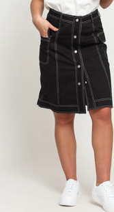 Calvin Klein 2Pack Microfiber Thongs C/O černé
