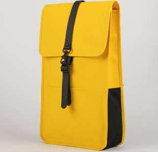 Rains Backpack žlutý