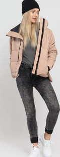 Helly Hansen W Beloved Down Jacket růžová